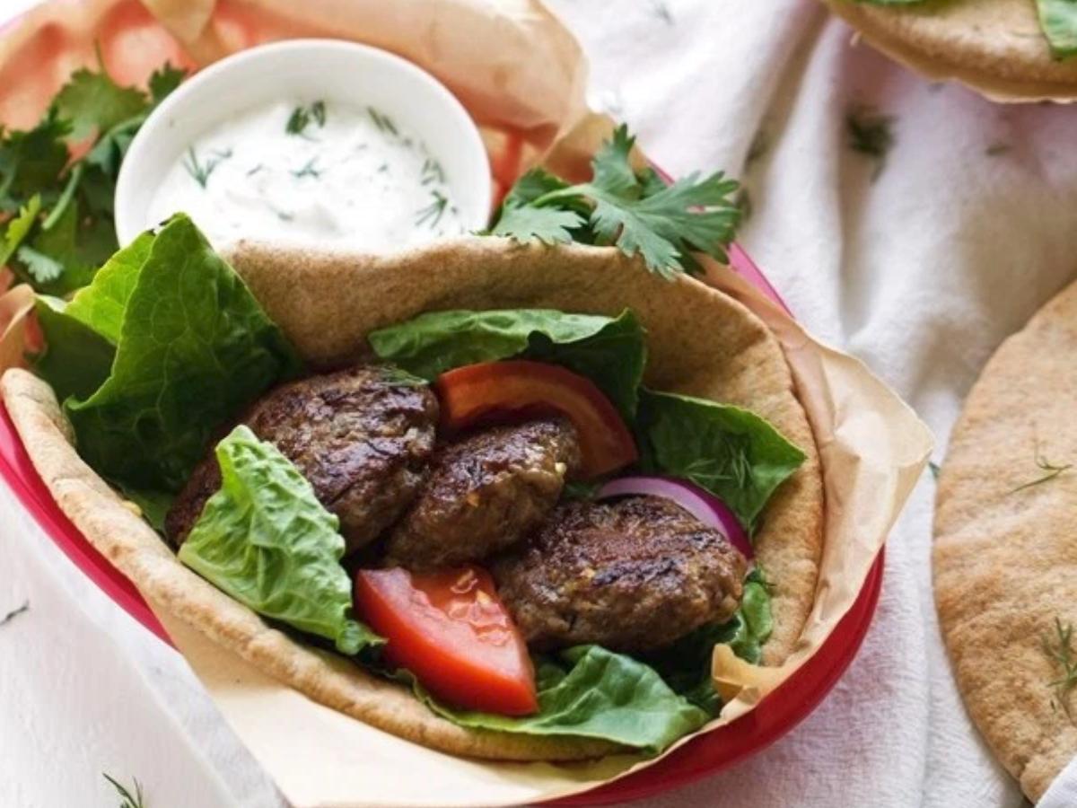 20-Minute Greek Gyros Healthy Recipe