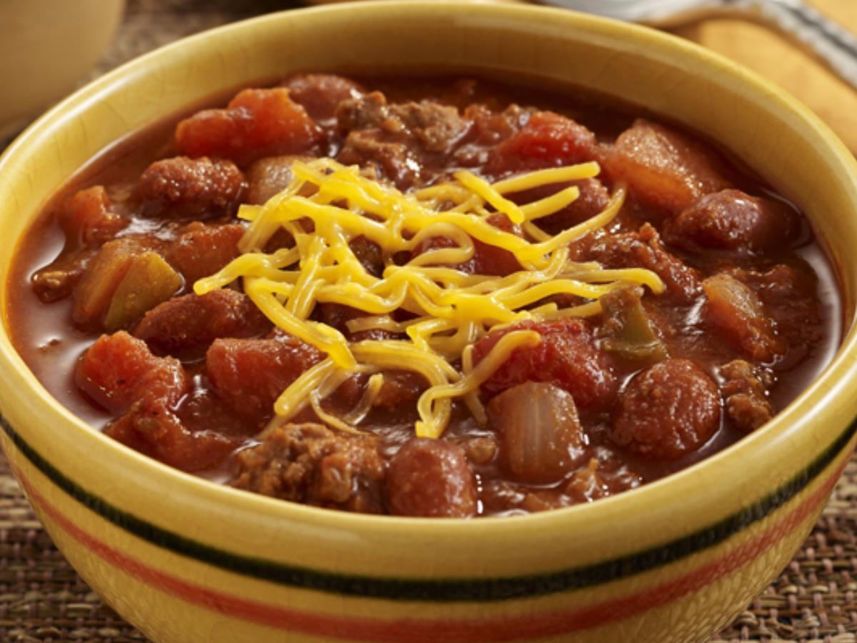 30 Minute Chili Healthy Recipe