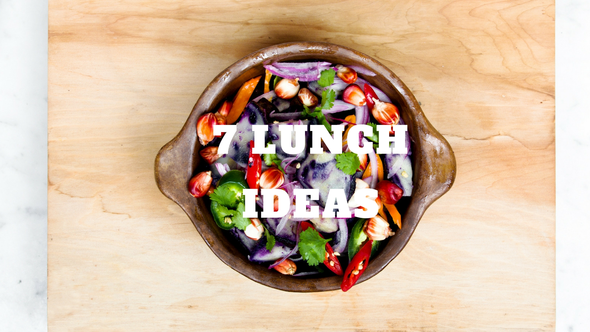 Healthy Lunches Salads Work Healthy Recipe