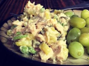 All American Tuna Healthy Recipe