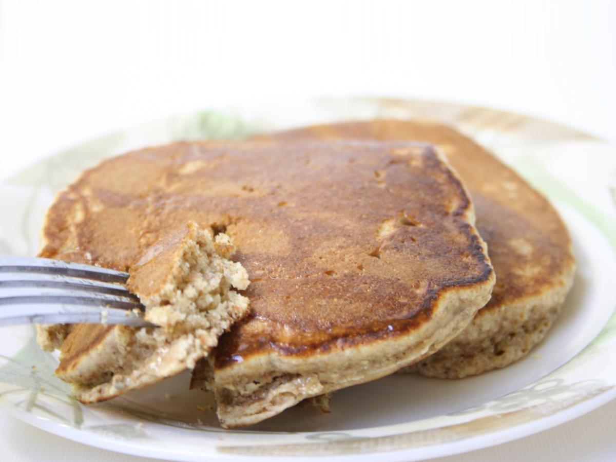 Almond flour pancakes Healthy Recipe