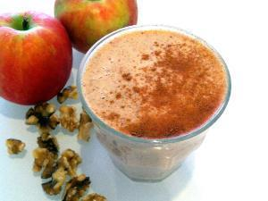 Apple Pie Smoothie Healthy Recipe