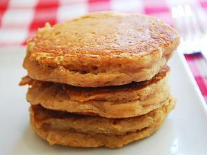 Applesauce Pancakes Healthy Recipe