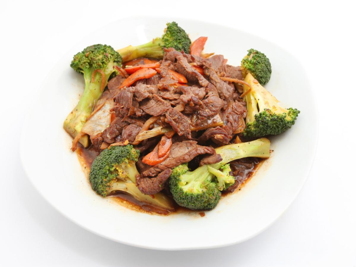 Asian Style Beef and Broccoli Healthy Recipe