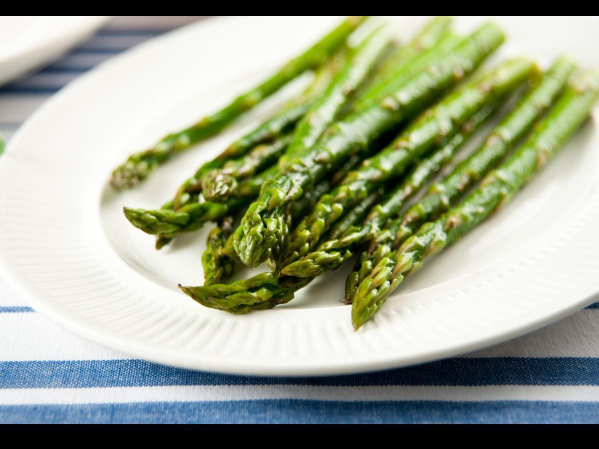 Asparagus Herb Delight Healthy Recipe
