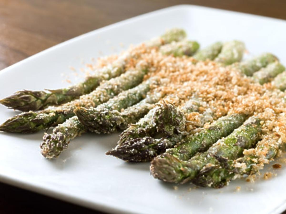 Baked Parmesan Asparagus Healthy Recipe