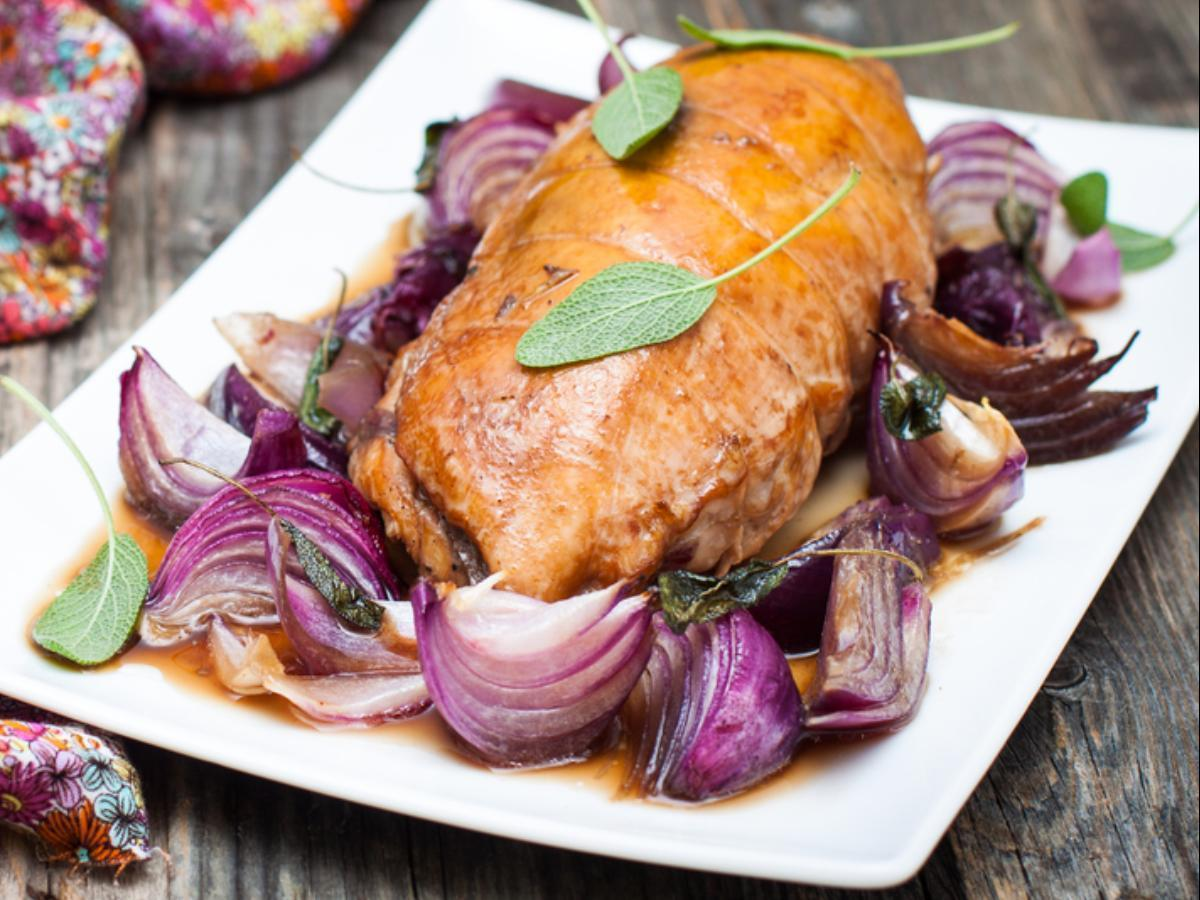 Balsamic and Soy Chicken Breast Healthy Recipe