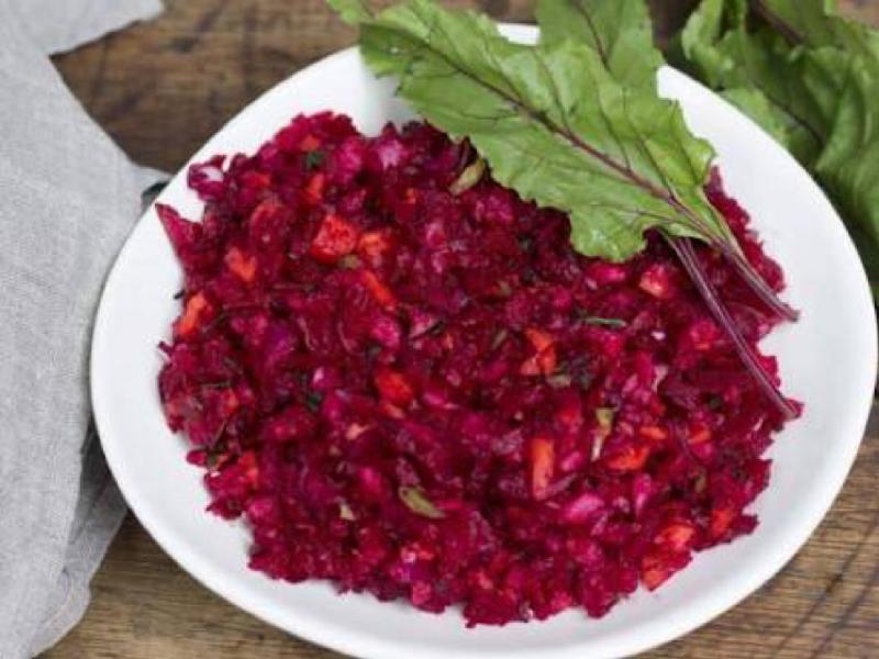 Beetroot Salad Healthy Recipe