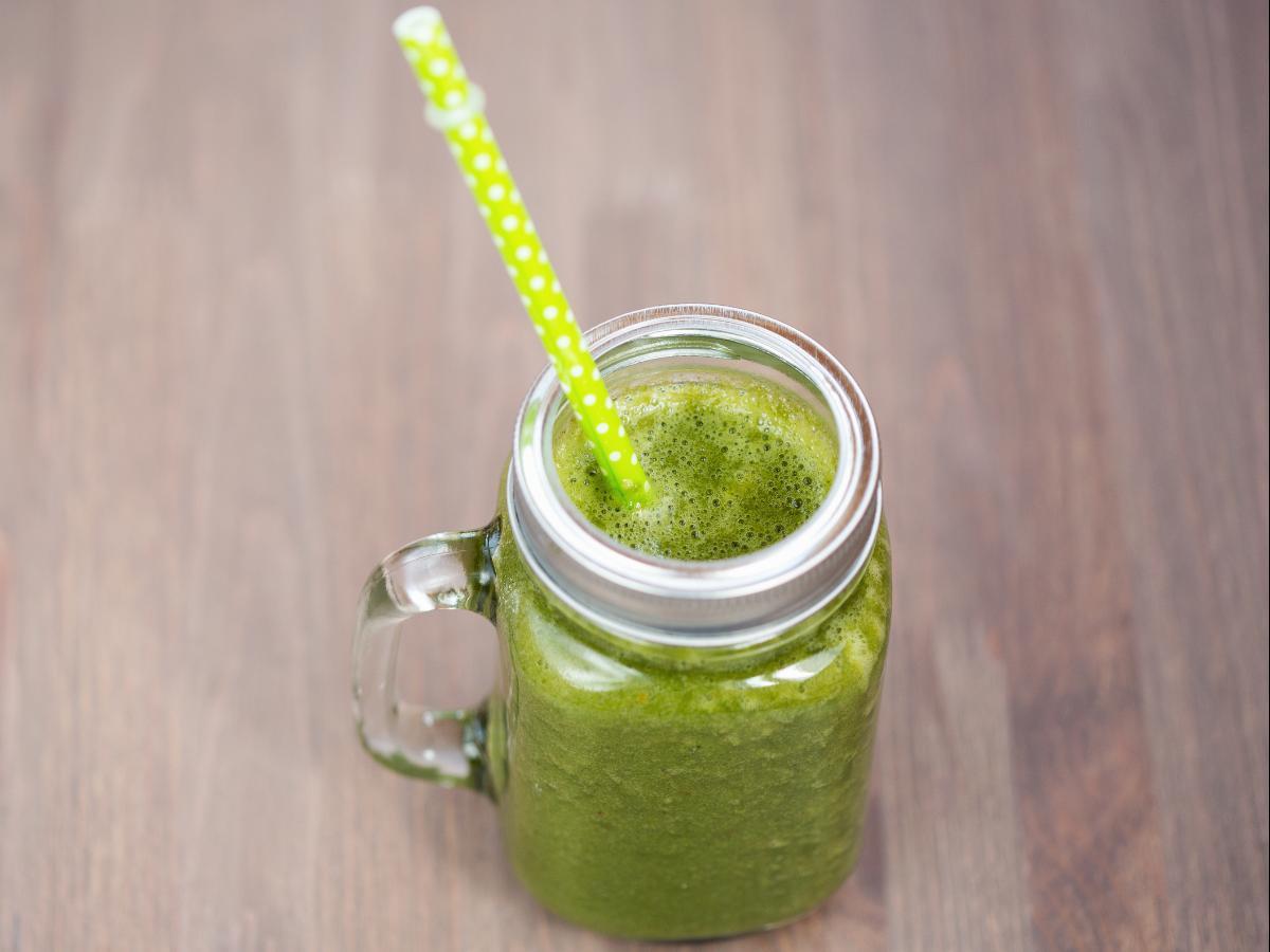 Berry veggie smoothie Healthy Recipe