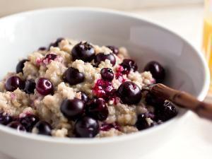 Blueberry Oatmeal Healthy Recipe
