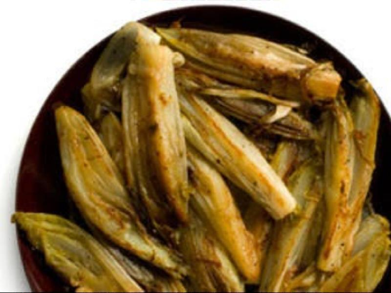 Braised Endive Healthy Recipe