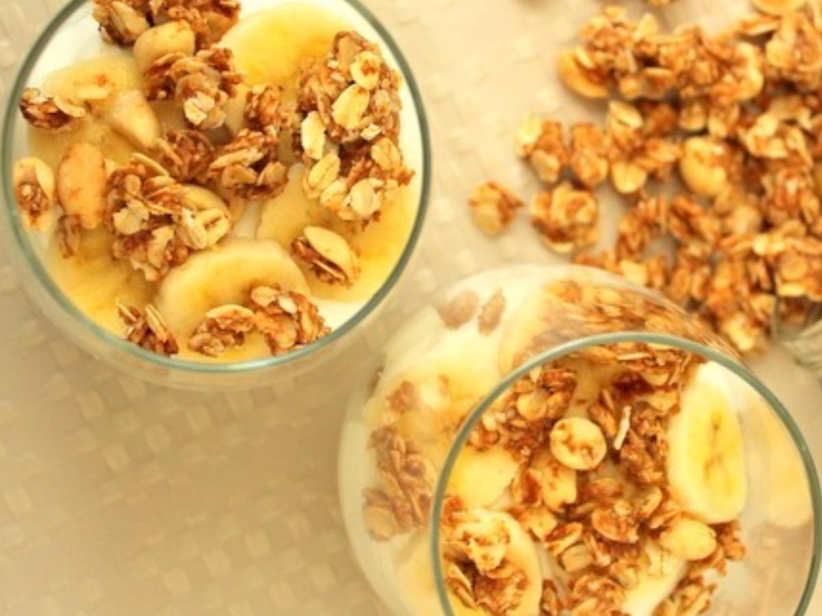Breakfast Greek Yogurt Delight  Healthy Recipe