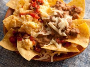 Breakfast nachos Healthy Recipe