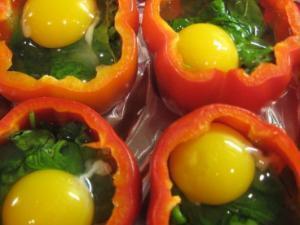 Breakfast Stuffed Peppers Healthy Recipe