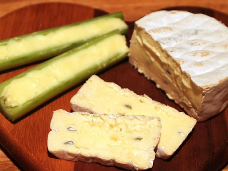 Brie and Celery  Healthy Recipe