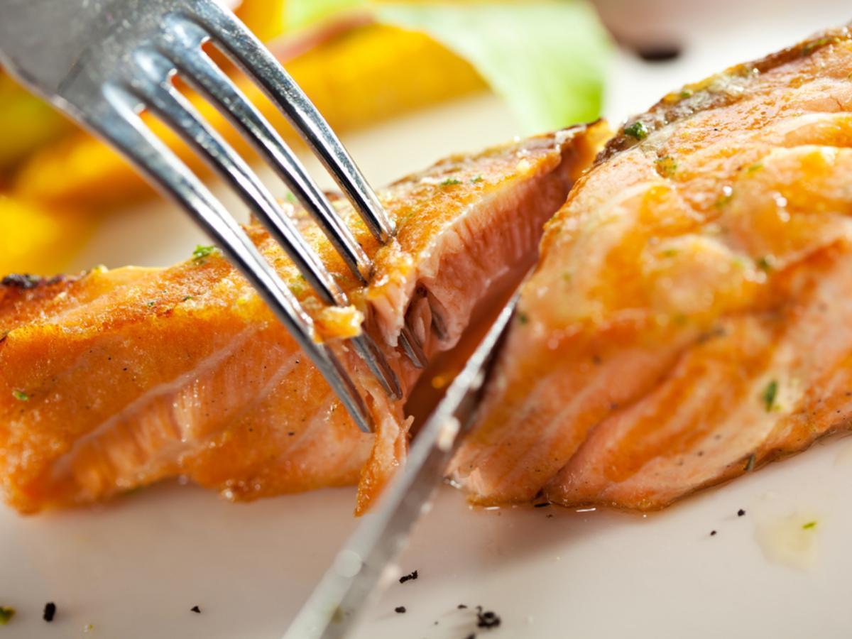 Brown Sugar Salmon Healthy Recipe