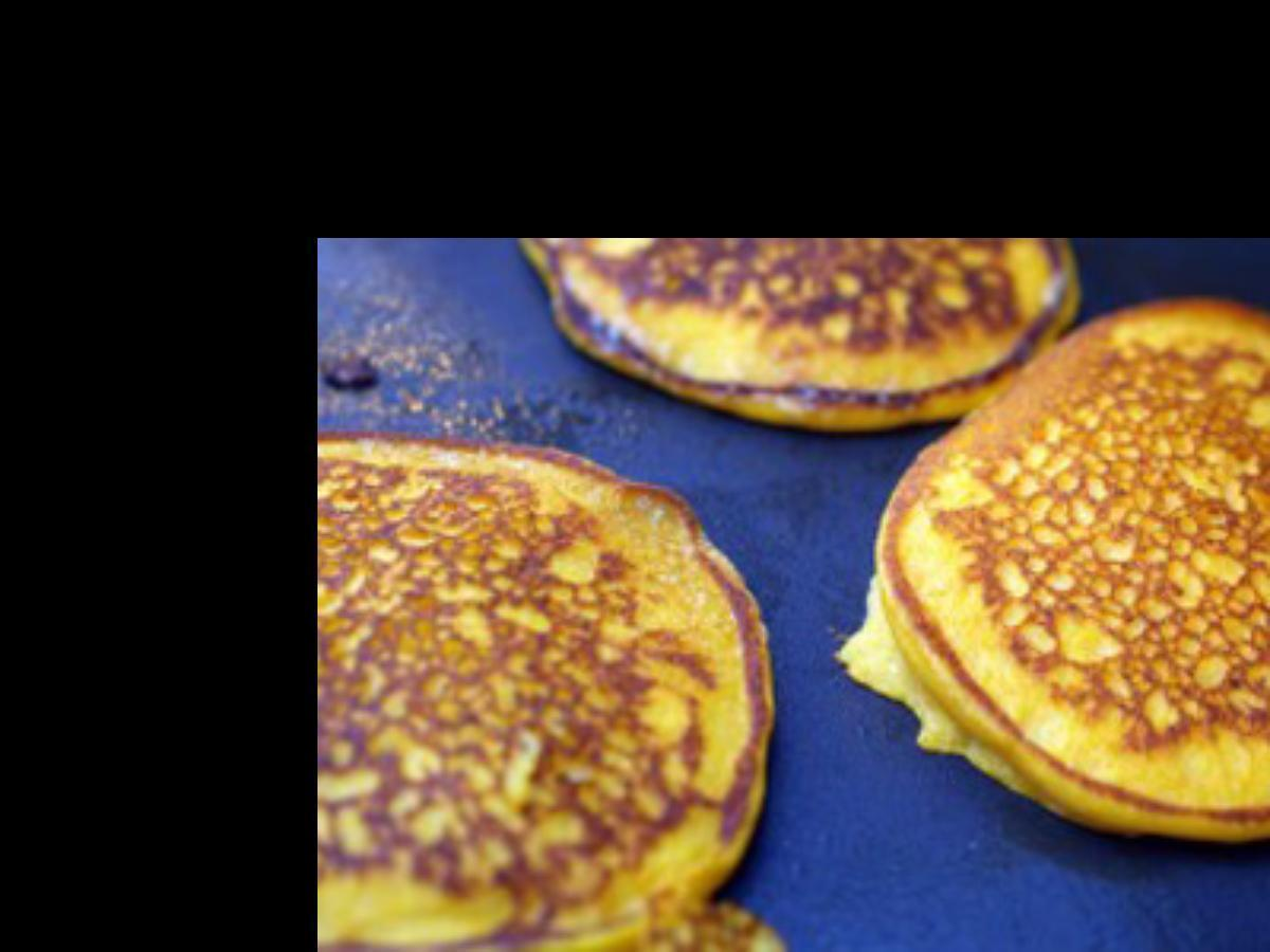 Buckwheat Pancakes with Oranges and Honey Healthy Recipe