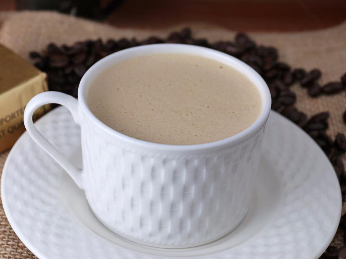 Bulletproof Coffee with Cream Healthy Recipe