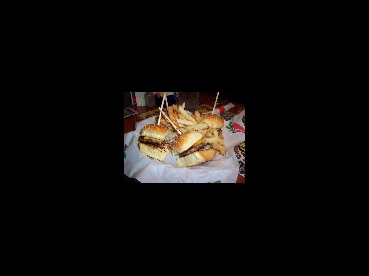 Burgers Healthy Recipe