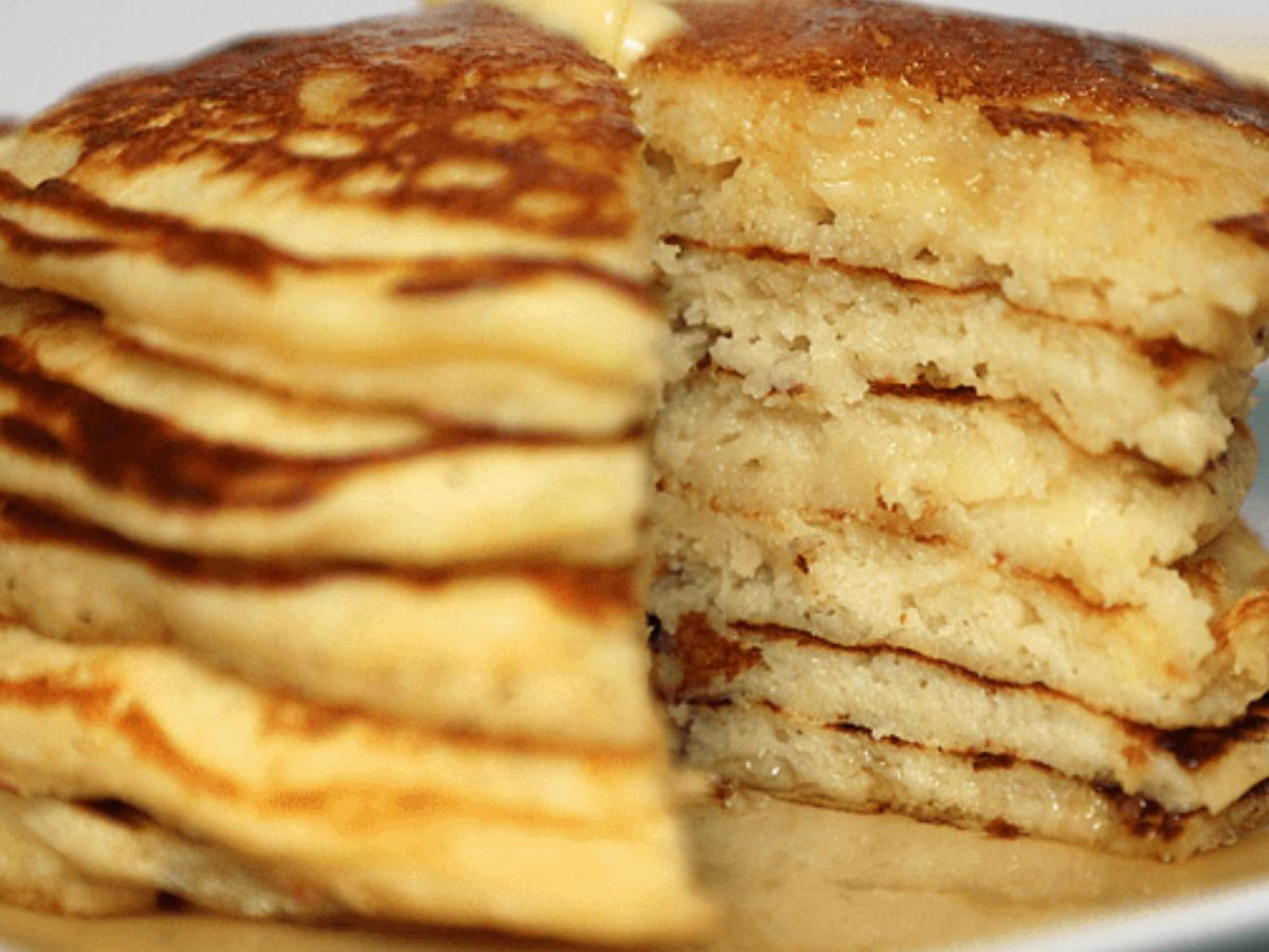 Buttermilk Pancake Healthy Recipe