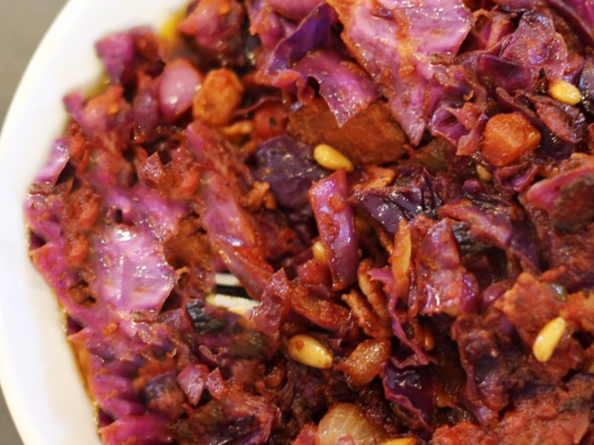 Cabbage and Bacon Healthy Recipe