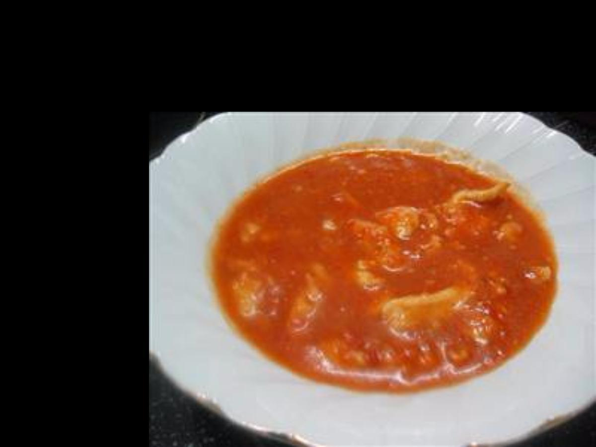 Cabbage And Tomato Soup Healthy Recipe