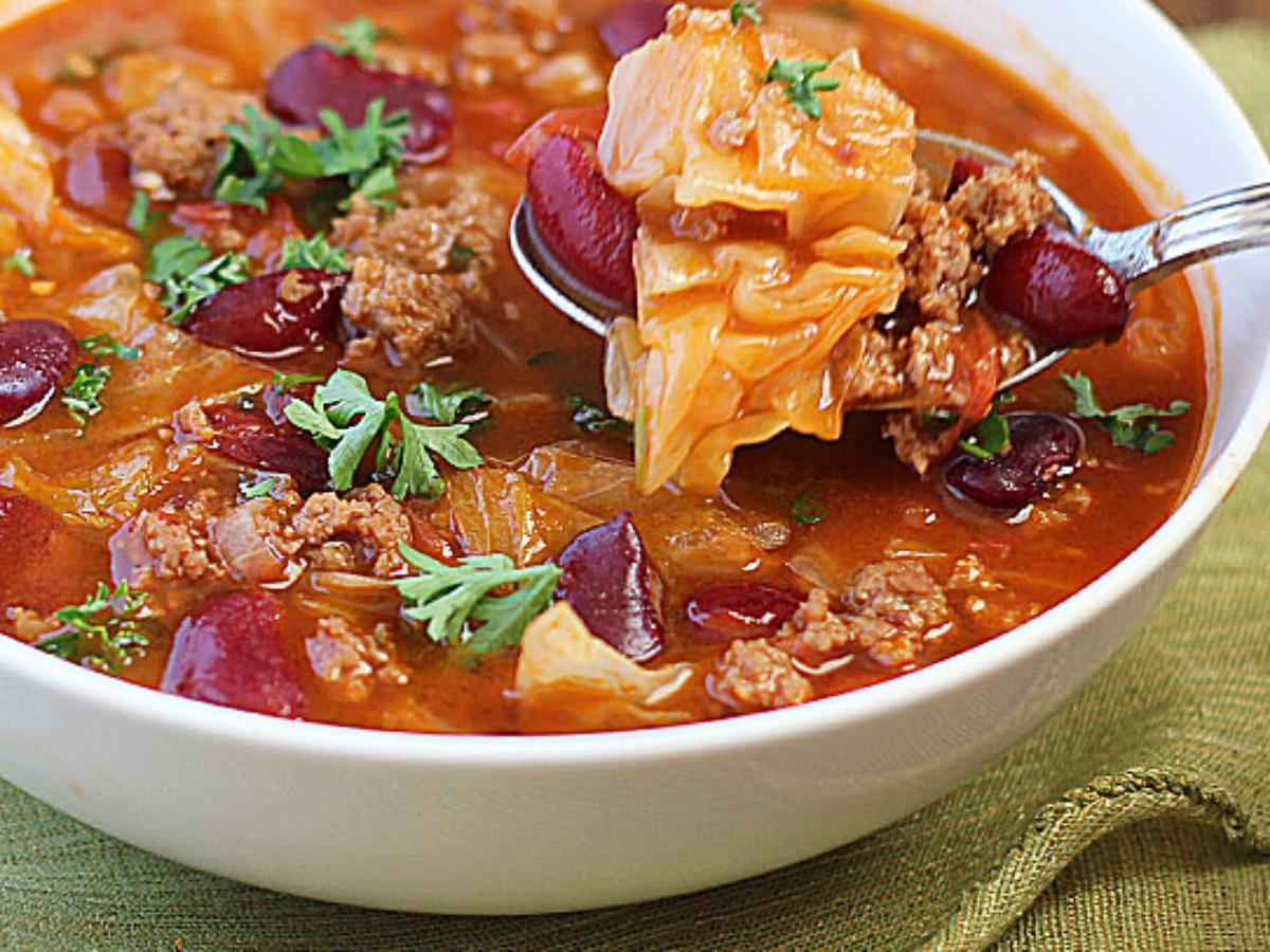 Cabbage Patch Soup Healthy Recipe