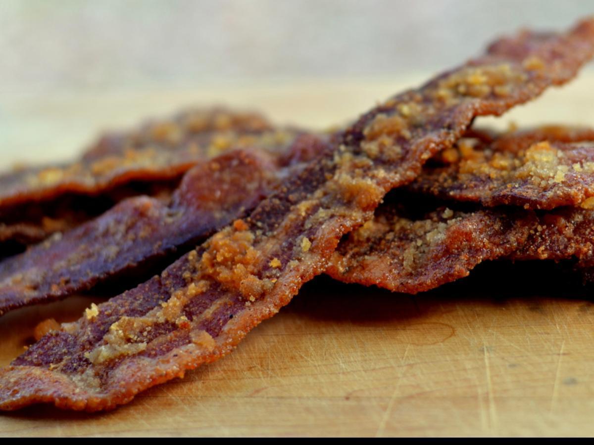 Candied Bacon Healthy Recipe