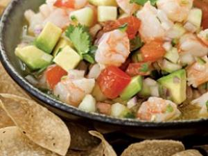 Ceviche Healthy Recipe