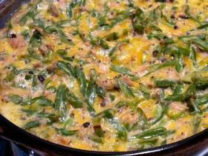 Cheesy Tuna Casserole Healthy Recipe