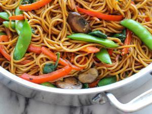 Chicken Lo Mein Healthy Recipe