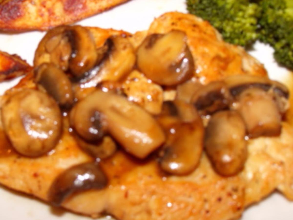 Chicken Marsala Healthy Recipe