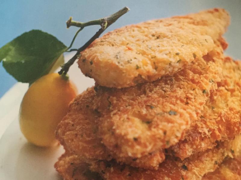 Chicken Milanese Healthy Recipe