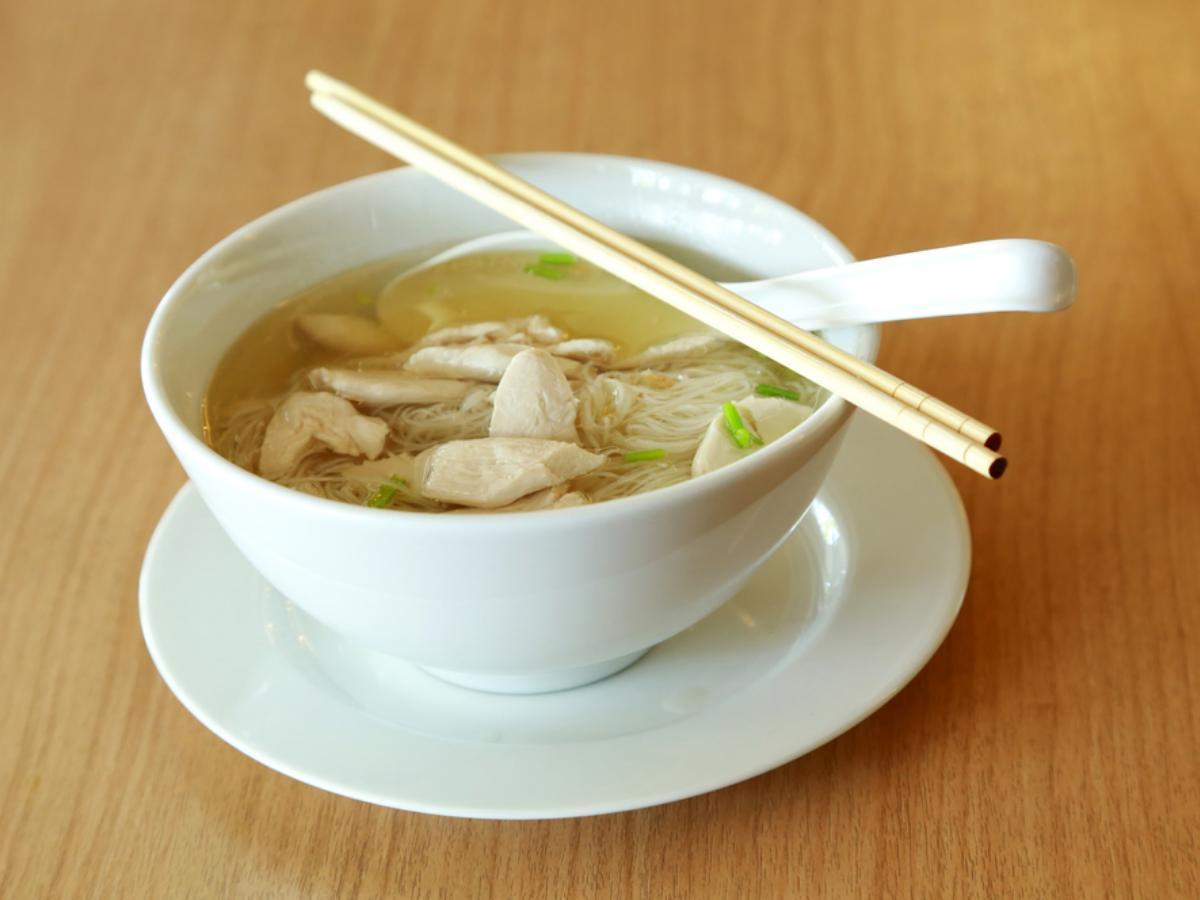 Chicken noodle soup Healthy Recipe