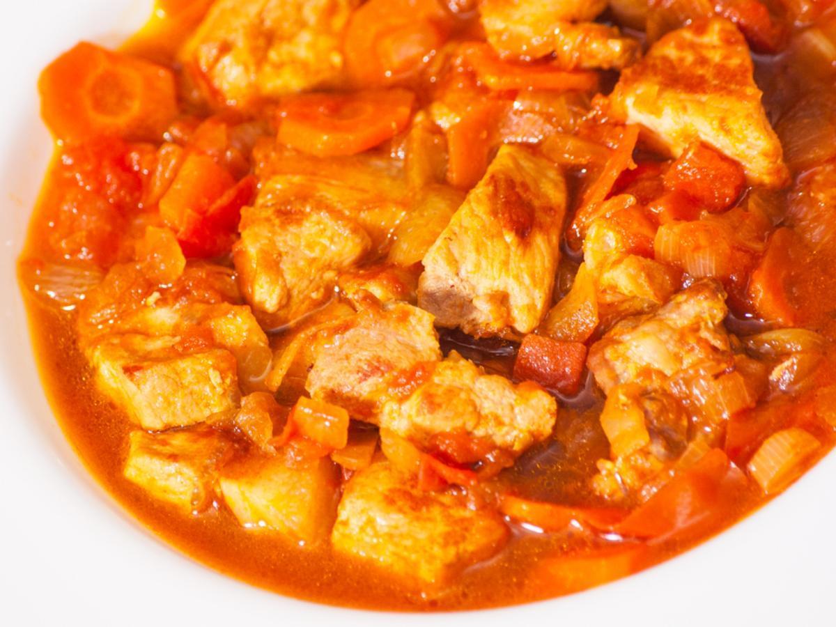 Chicken Stew Healthy Recipe