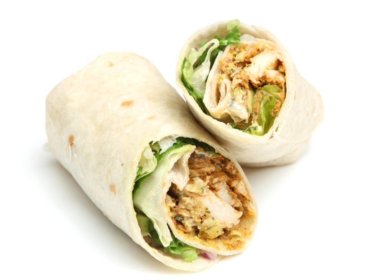 Chicken wrap Healthy Recipe