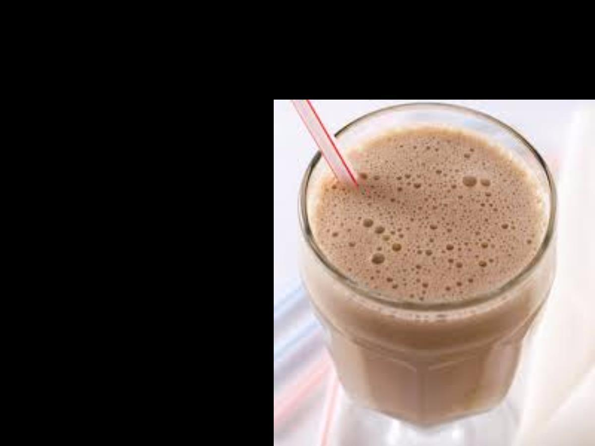 Chocolate Milk Whey Protein Shake Healthy Recipe