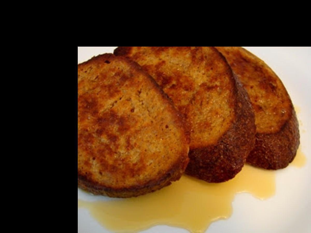 Cinnamon and Allspice French Toast Healthy Recipe