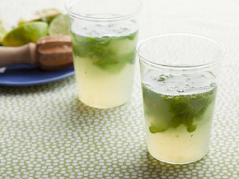 Coconut Mojito Healthy Recipe