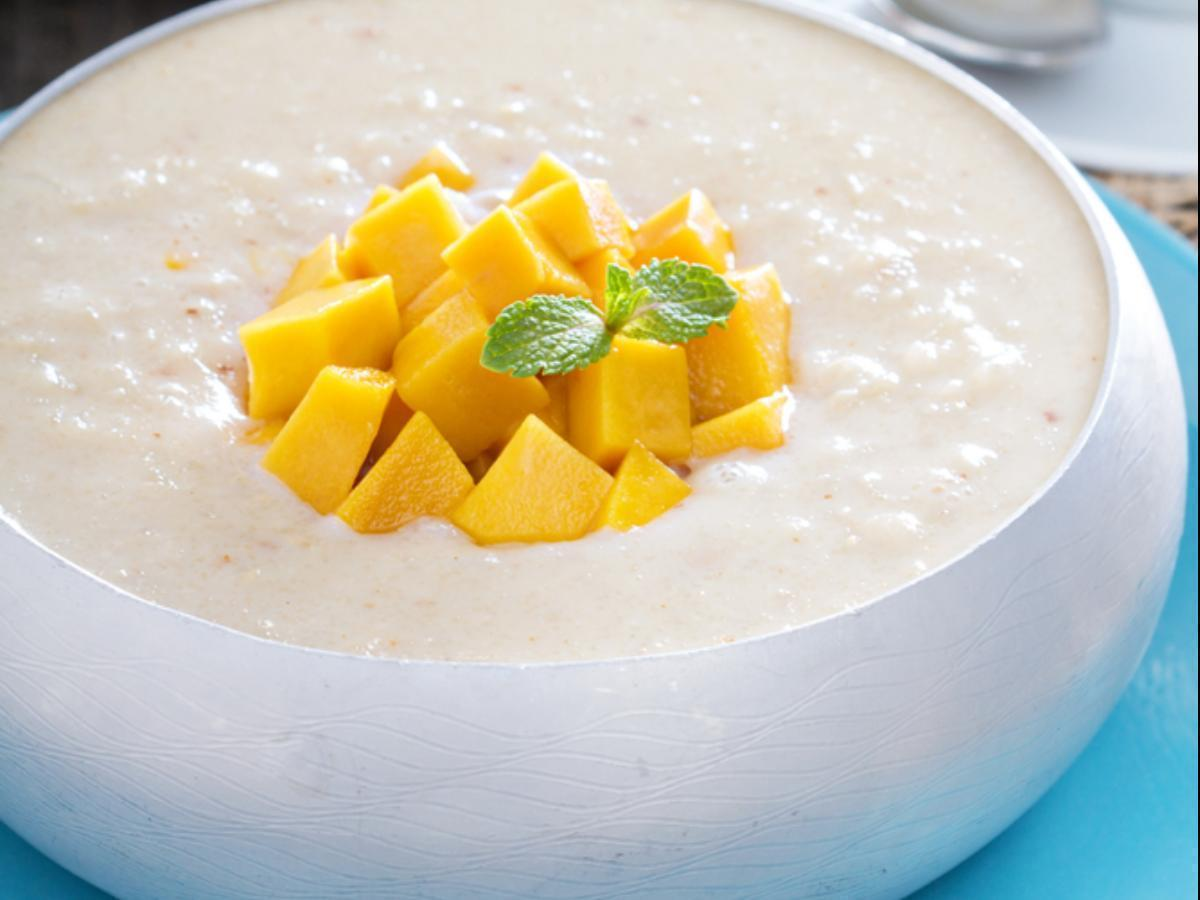 Coconut rice pudding Healthy Recipe
