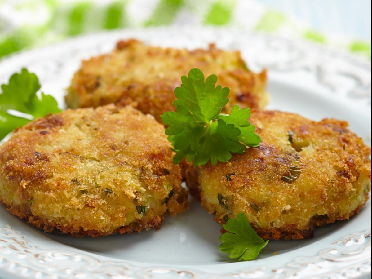 Corned Beef Hash Cakes Healthy Recipe