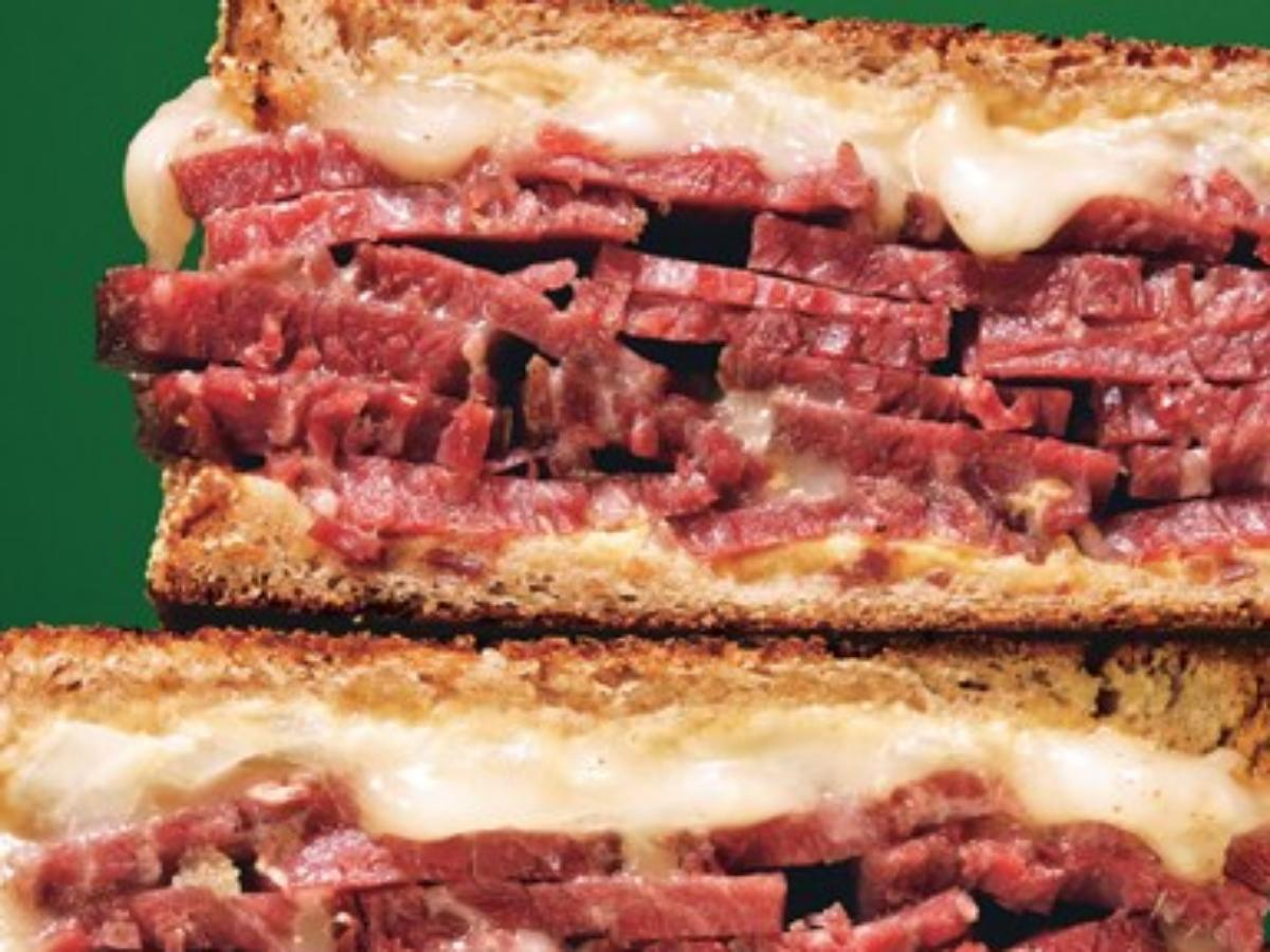 Corned Beef Sandwich Healthy Recipe