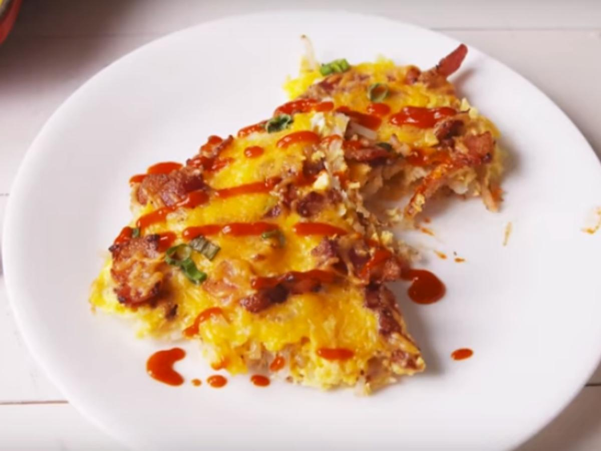 Cowboy Breakfast Skillet Healthy Recipe