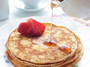 Cream Cheese Pancakes Healthy Recipe