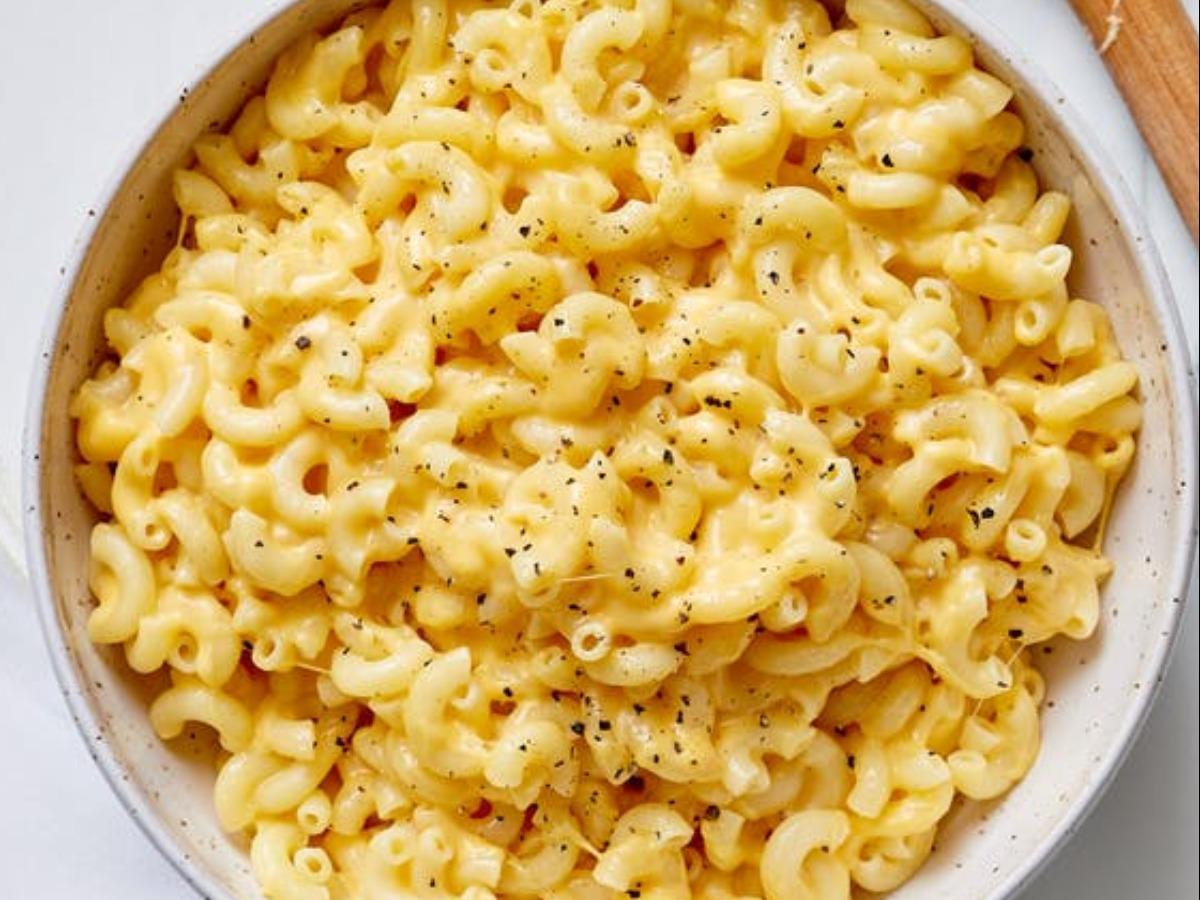 Cream Cheese Pasta Healthy Recipe
