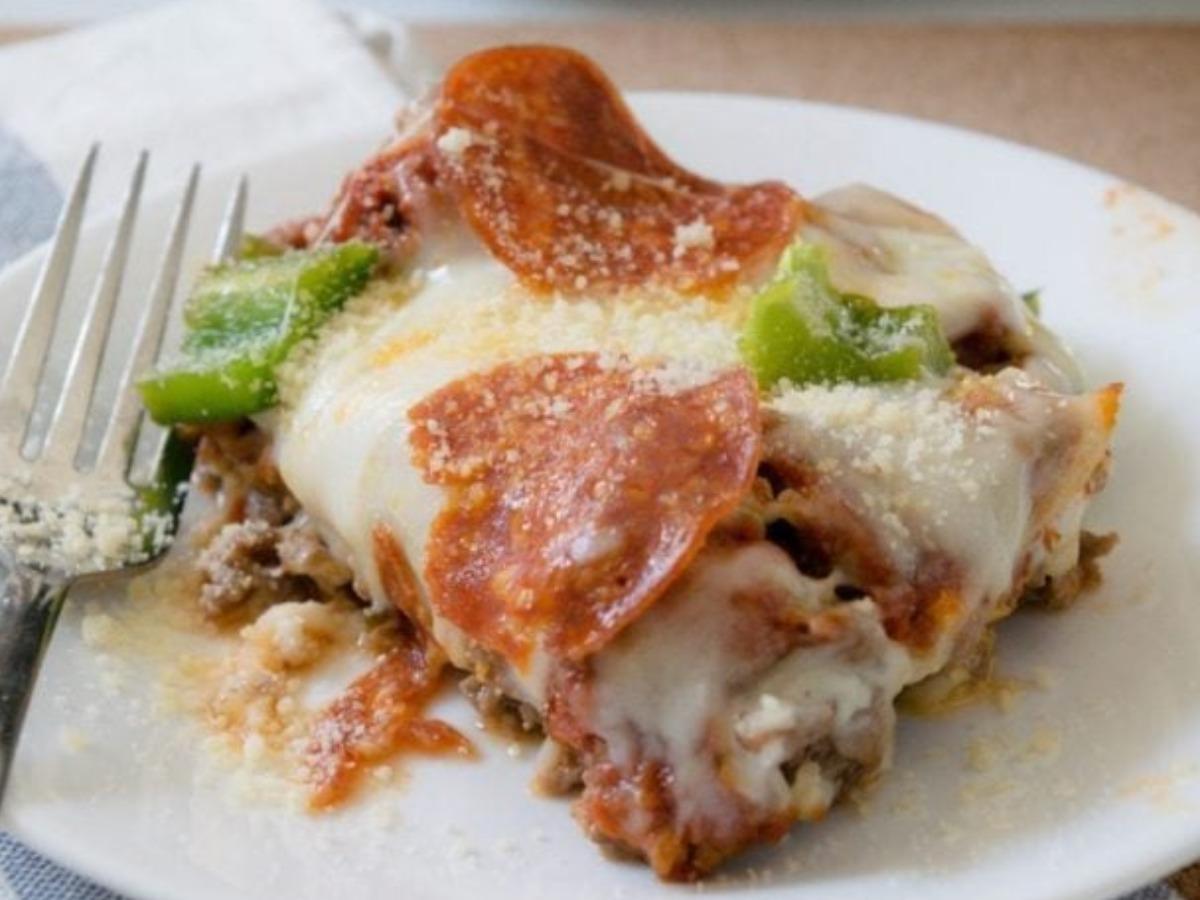 Crock Pot Crustless Pizza Healthy Recipe
