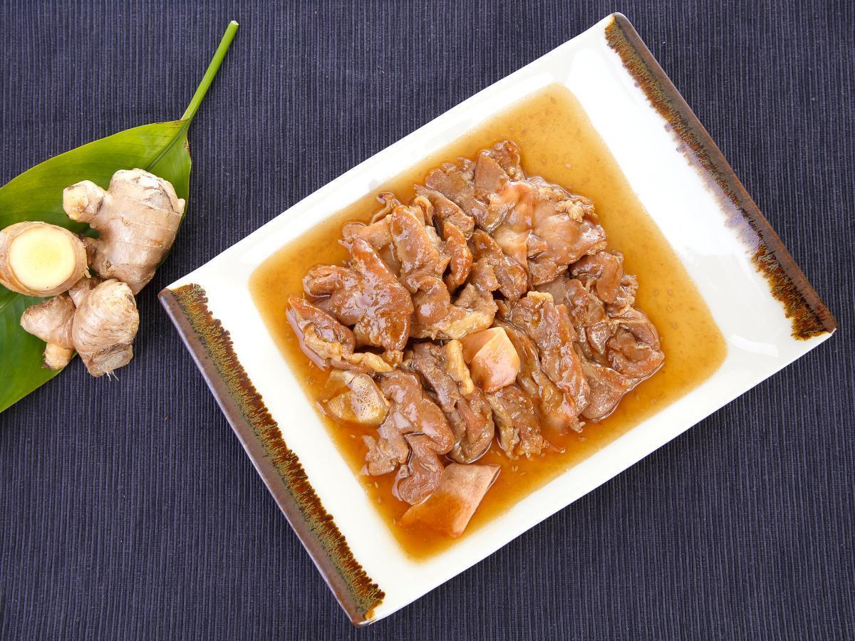 Crockpot Lime Ginger Pork Healthy Recipe