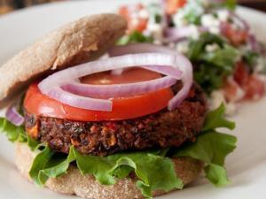 Delicious Black Bean Burgers Healthy Recipe