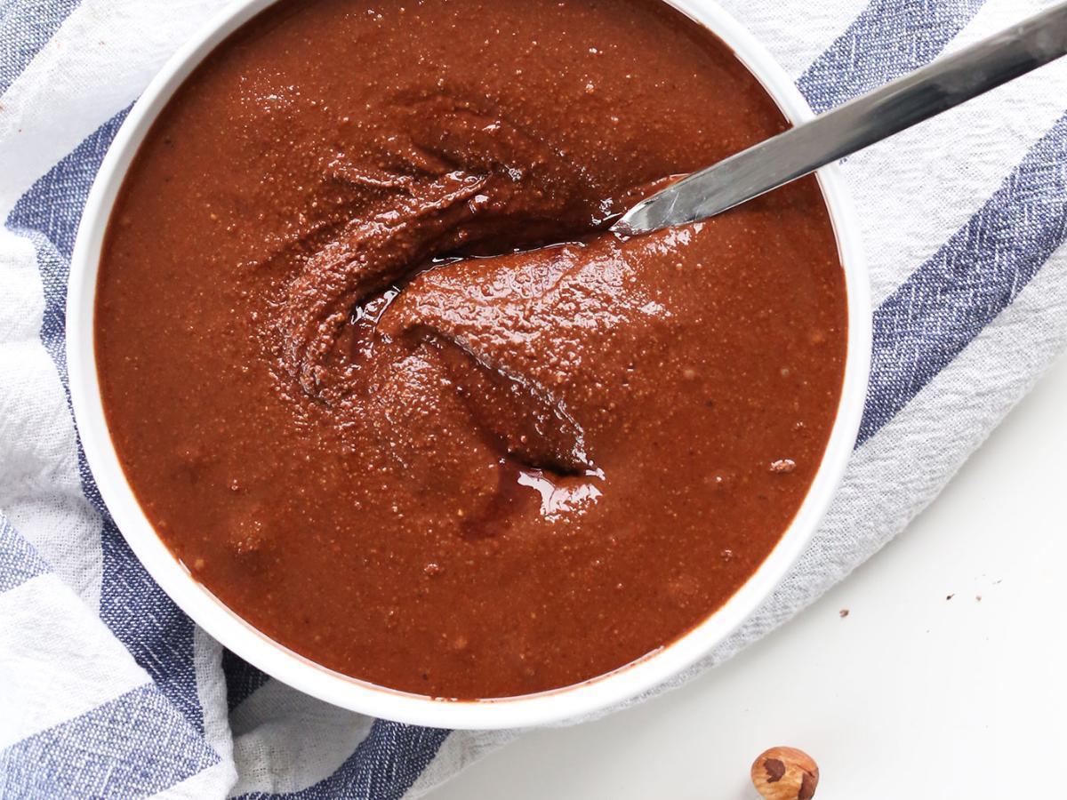 DIY Nutella Healthy Recipe