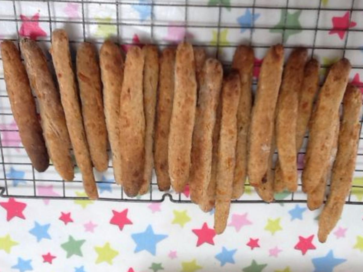 Easy Breadsticks Healthy Recipe